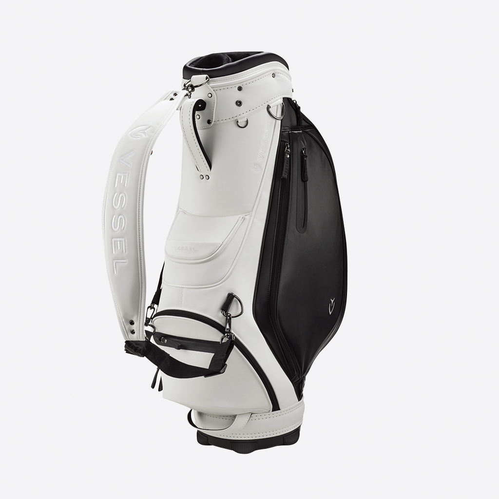 Prodigy Staff Bag WHITE / BLACK