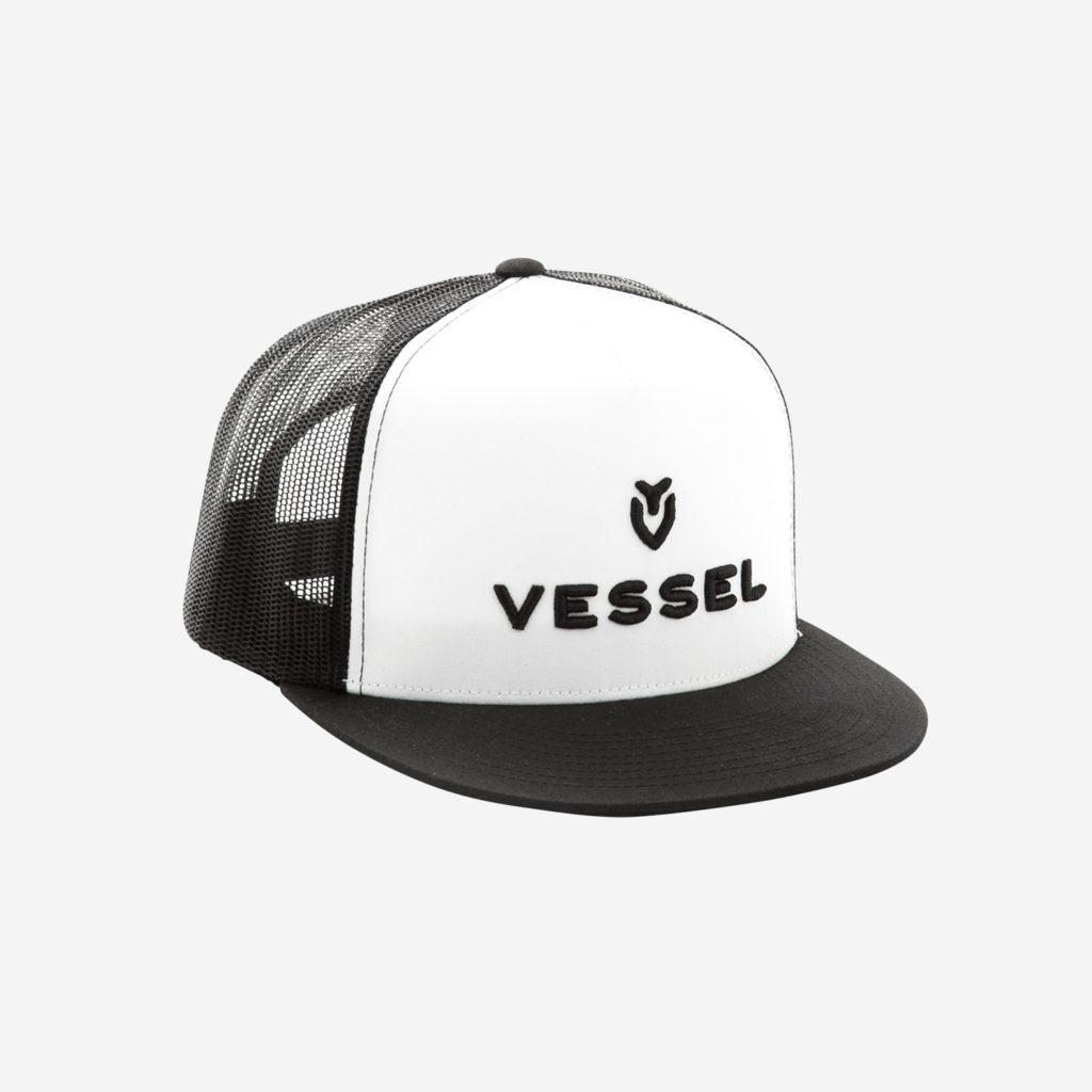 Hats Classic Trucker WHITE