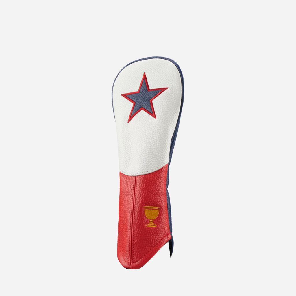 Presidents Cup Head Cover Set(3pcs) USA サムネイル写真1