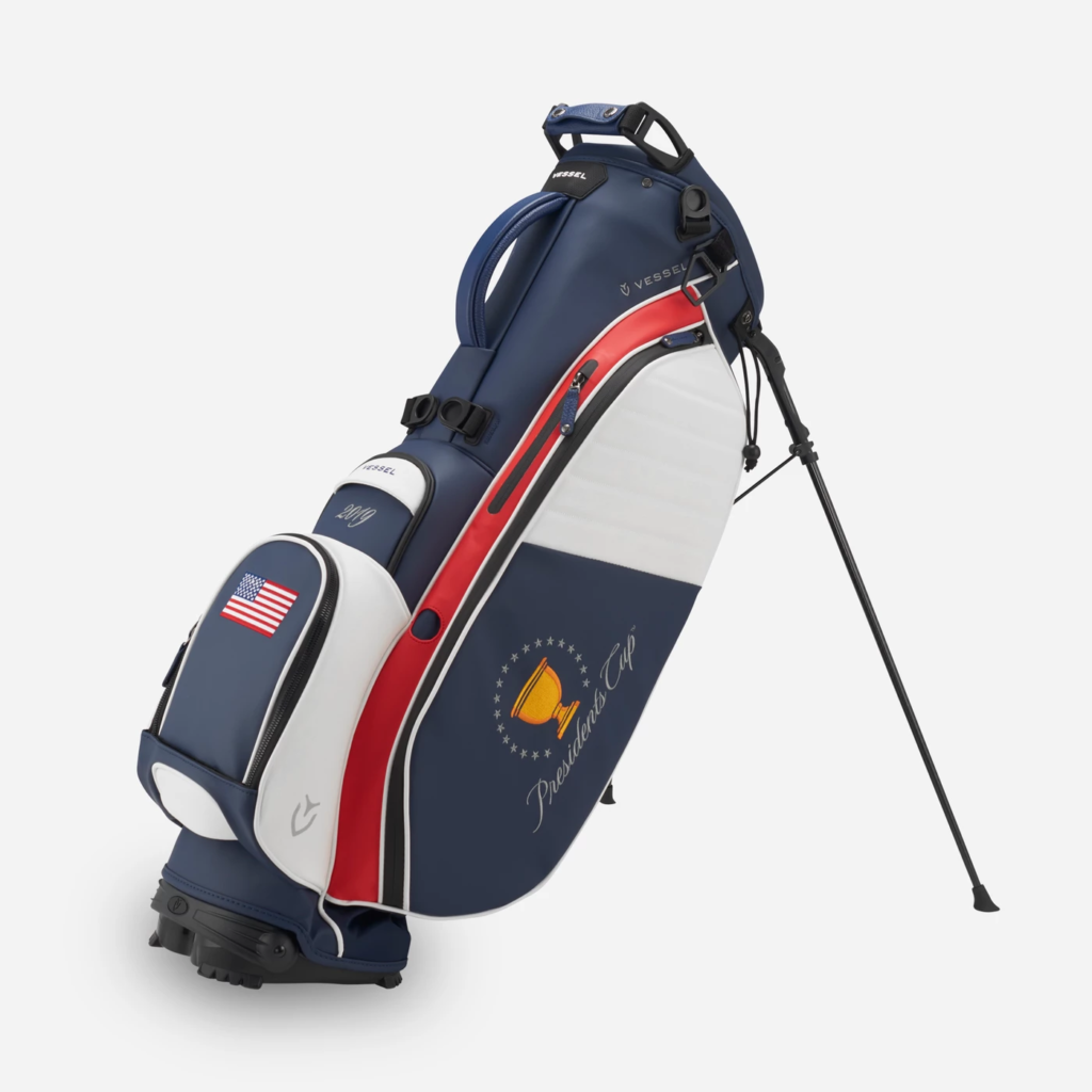 19 Presidents Cup Stand USA WHITE / NAVY