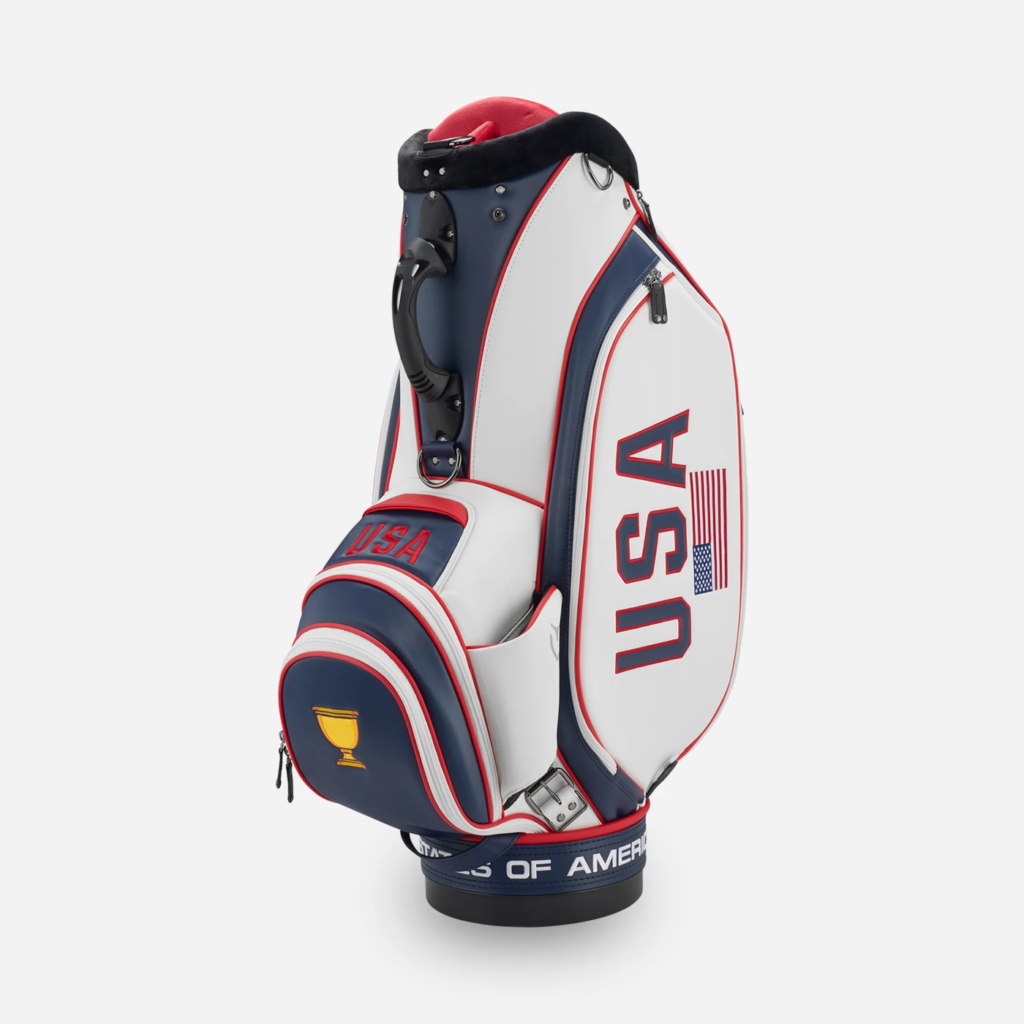 19 Presidents Cup Staff USA WHITE / NAVY