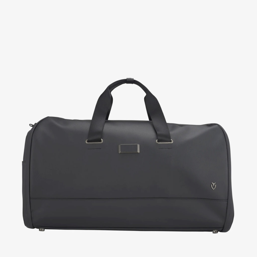 Signature2.0 Garment Duffle Pebbled Black