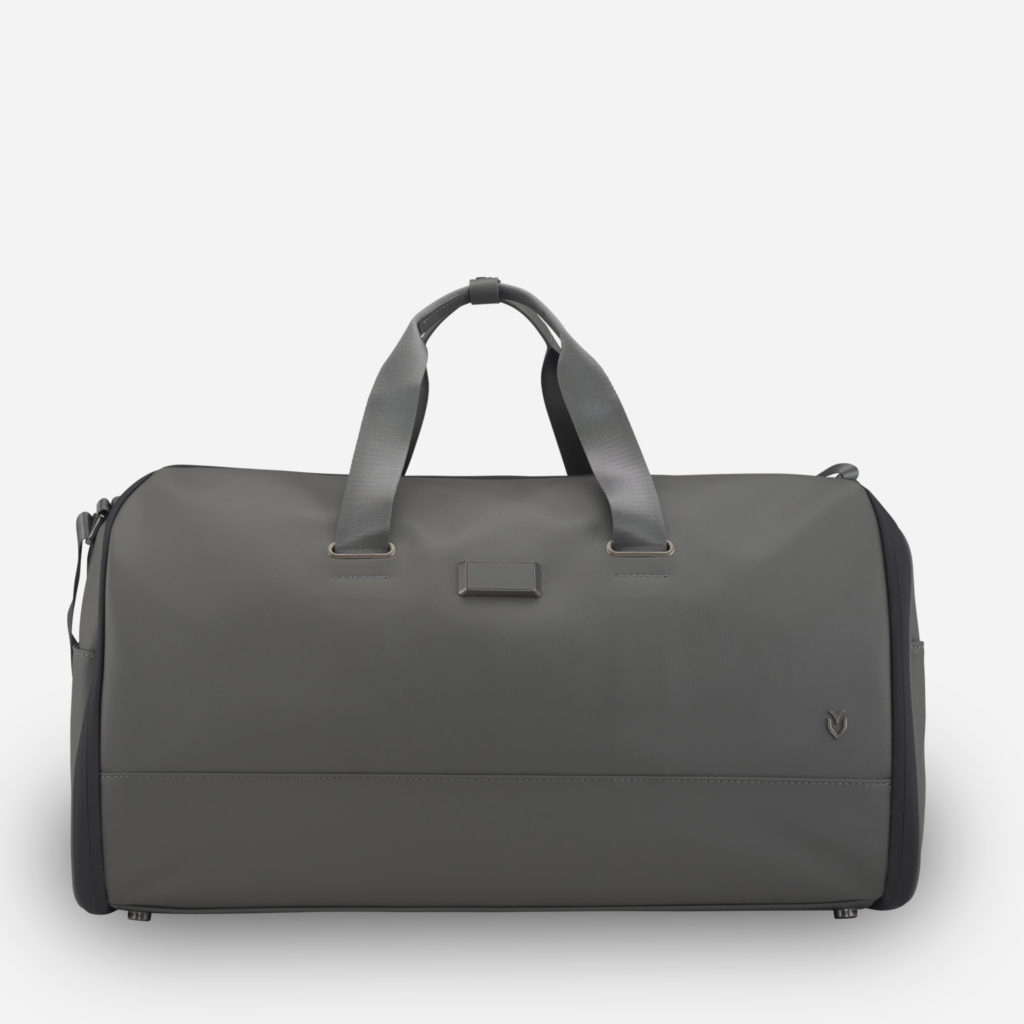Signature2.0 Garment Duffle Pebbled Grey