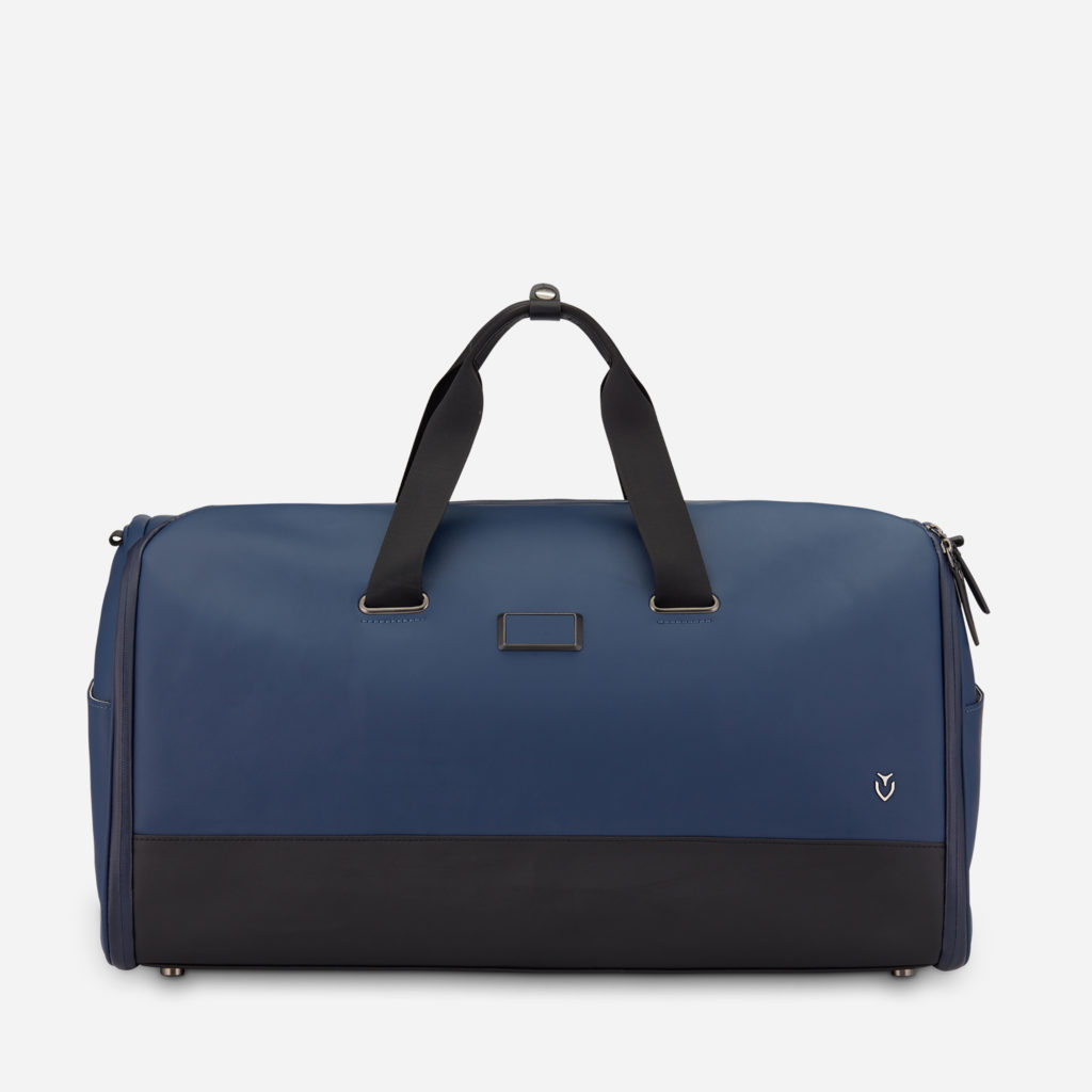 Signature2.0 Garment Duffle Navy / Pebbled  Black