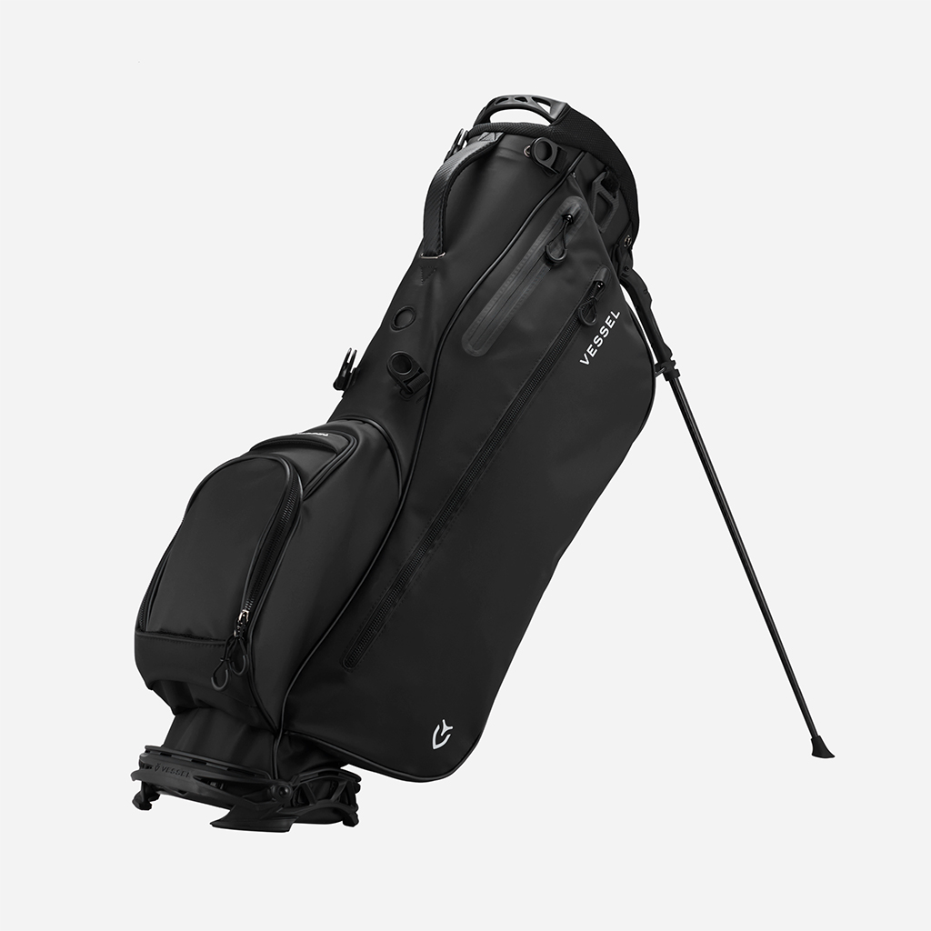 LITE Stand Bag BLACK