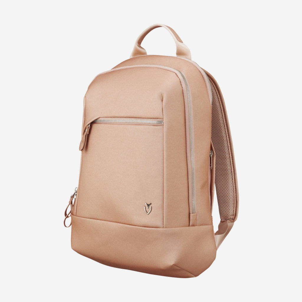 Signature 2.0 Mini Backpack ROSE GOLD