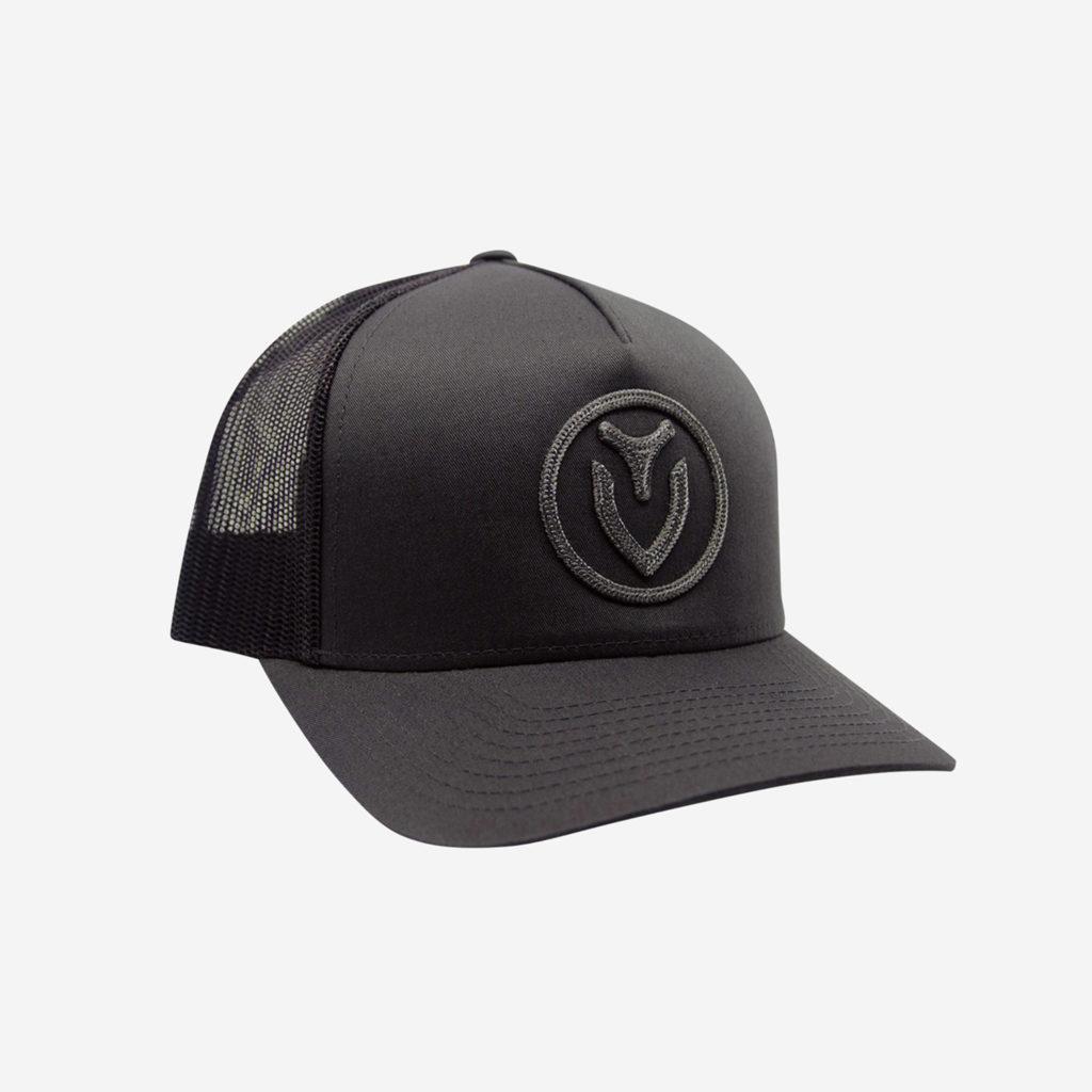 Hats Retro Trucker GUNMETAL