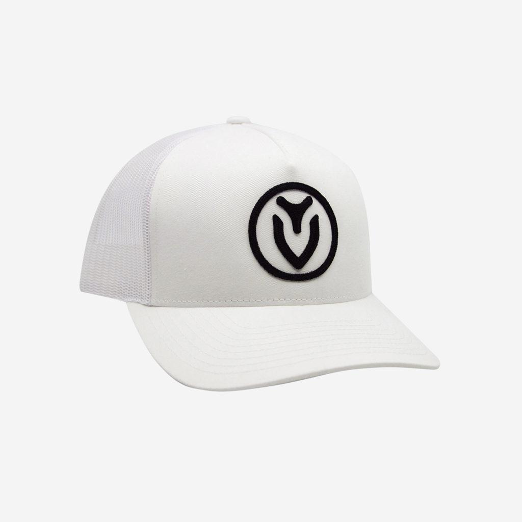 Hats Retro Trucker WHITE