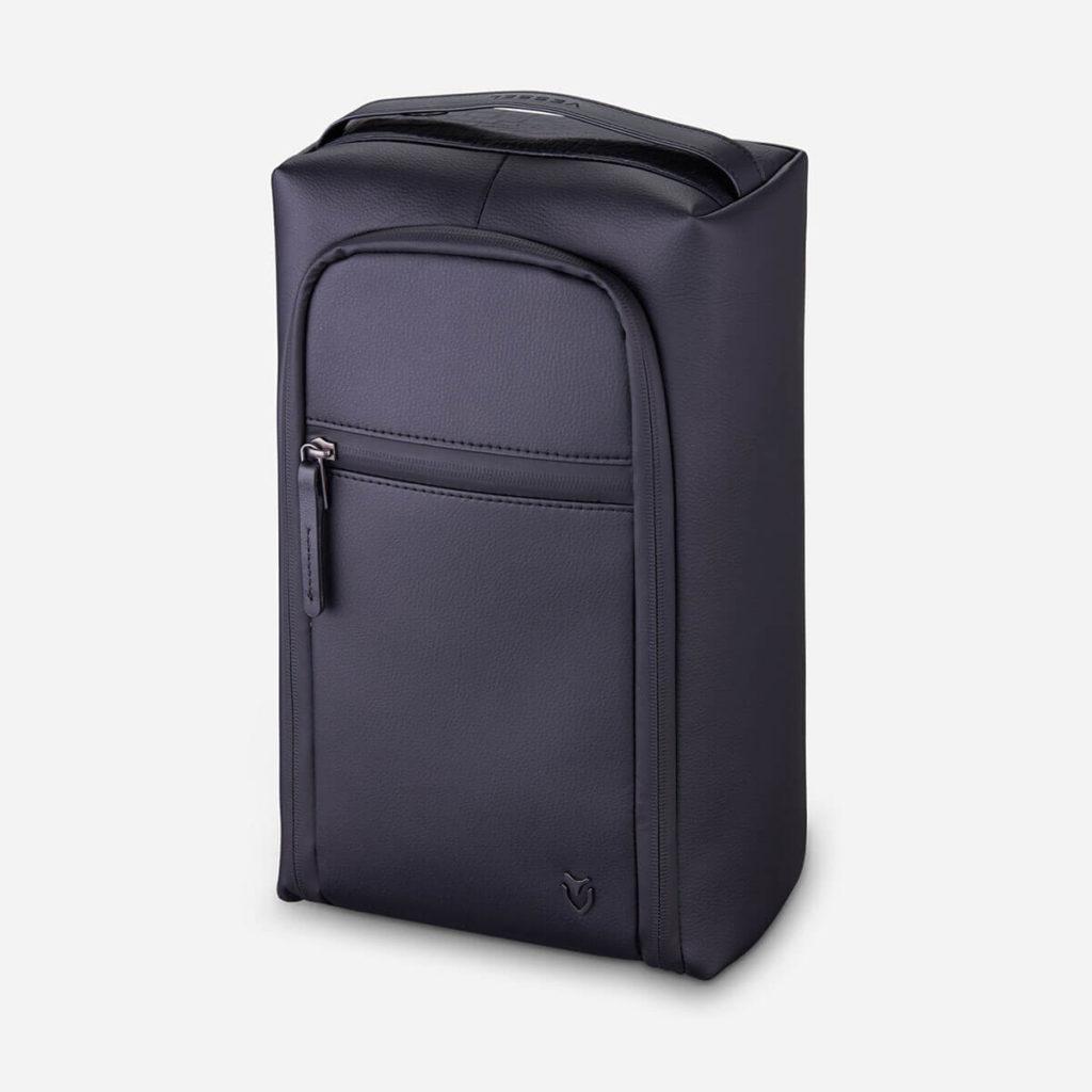 Signature 2.0 Shoe bag PEBBLE BLACK / CROC BLACK