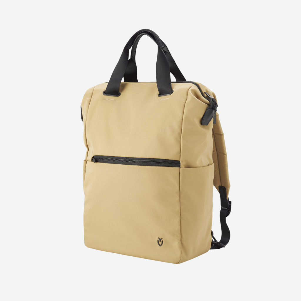 SKYLINE Tote/Back Pack TAN